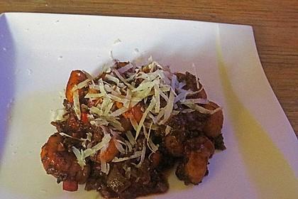 Gnocchi mit Tomatensauce 10
