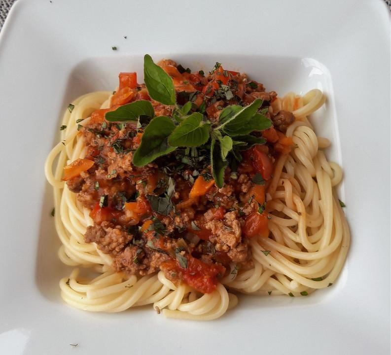 Bolognese Hackfleisch