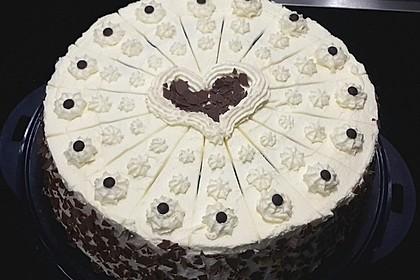 Mon Cheri - Torte (Bild)