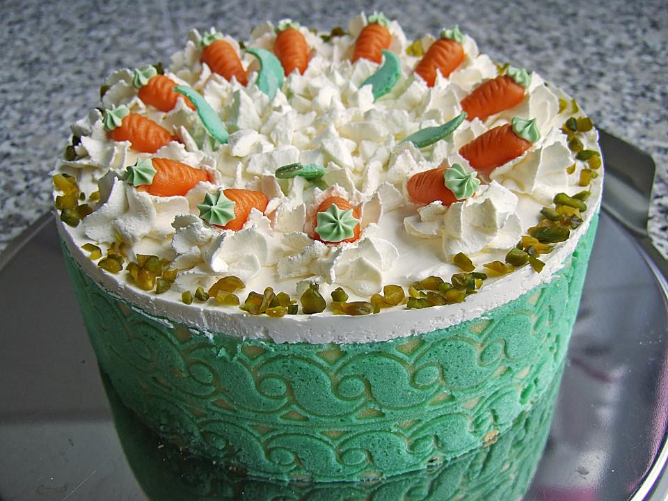 Kase Sahne Torte Mit Baiser Von Manugro Chefkoch De