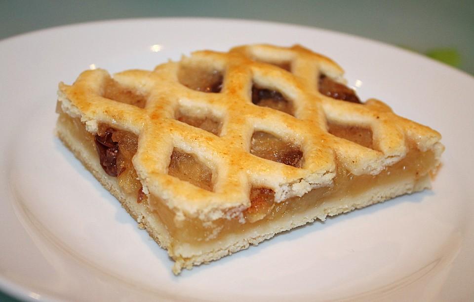 Schneller Gedeckter Apfelkuchen Von Manugro Chefkoch De