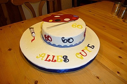 Drei - Tage - Kuchen