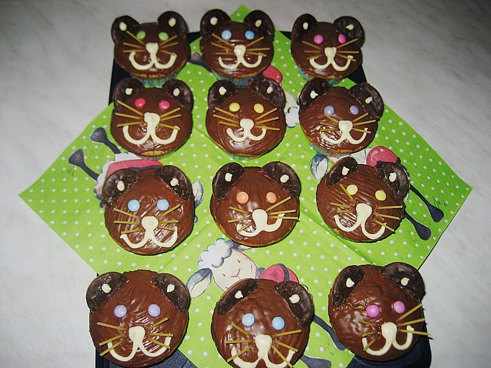 Schokoladen Muffins Von Fabinea Chefkoch De