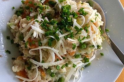 Gemüsepfanne mit Hähnchenbrustfilet 14