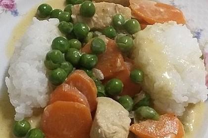 Gemüsepfanne mit Hähnchenbrustfilet 28
