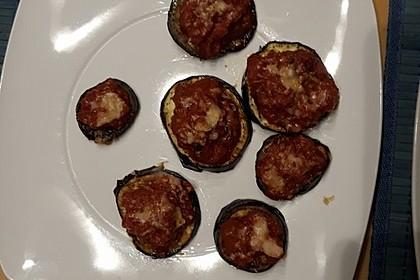 Auberginen mit Tomatensugo und Parmesan überbacken 26