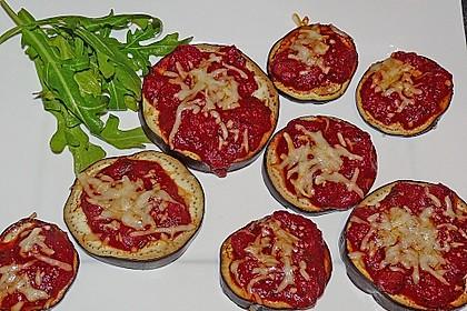 Auberginen mit Tomatensugo und Parmesan überbacken 18