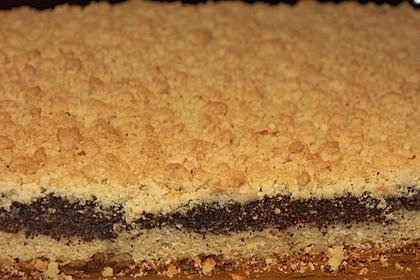 Schlesischer Mohnkuchen 3