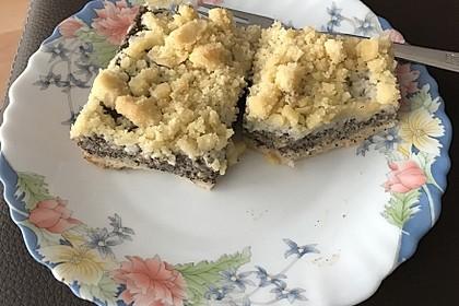 Schlesischer Mohnkuchen 4