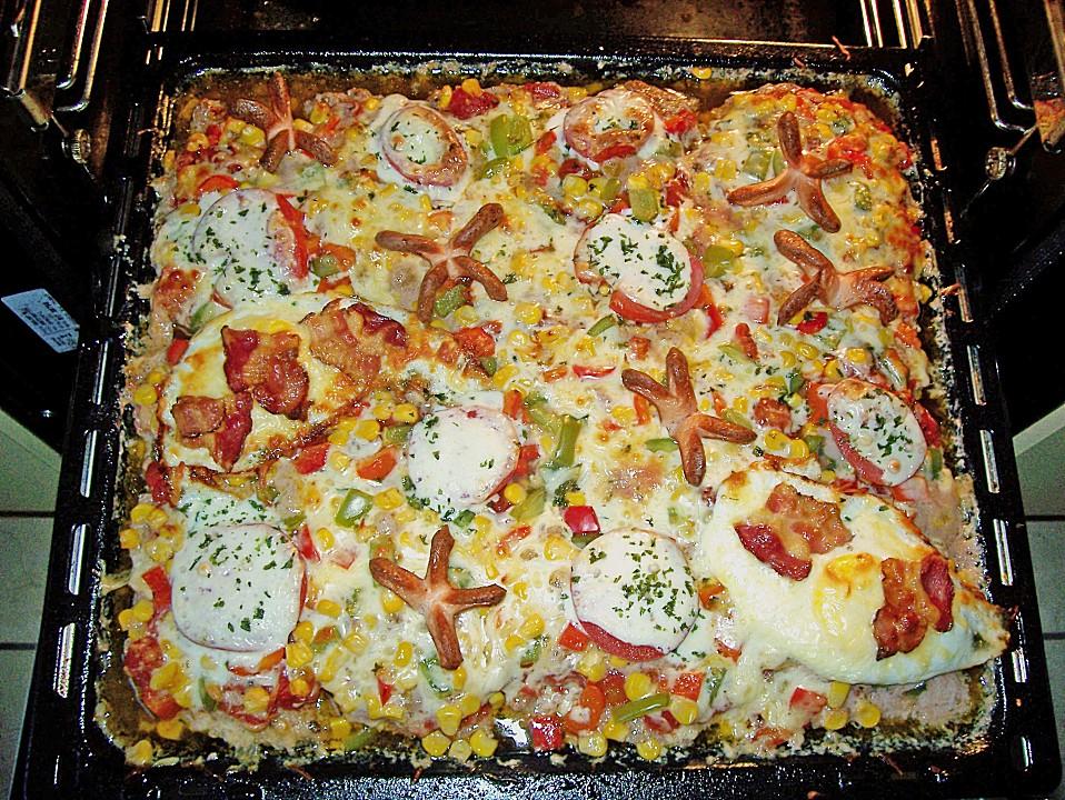 Party Hackfleischkuchen Von Exoticqueen Chefkoch