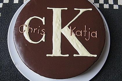 Schokoladentorte 2