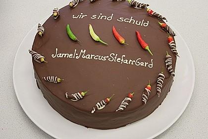 Schokoladentorte 3