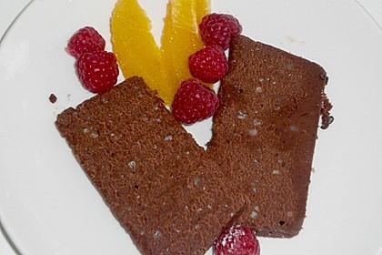 Schokoladen - Maronen - Pastete 1