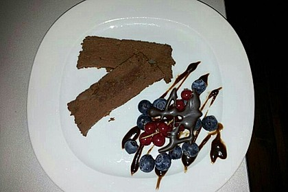 Schokoladen - Maronen - Pastete