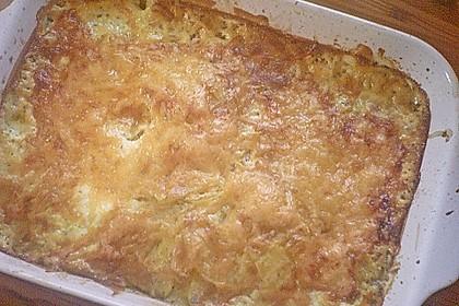 Kartoffelauflauf mit herbstlichem Gemüse 5