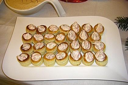 Mediterrane Schafskäsecreme (Bild)