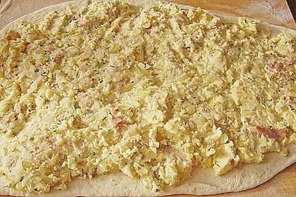 Kartoffel - Schinken - Schnecken 3