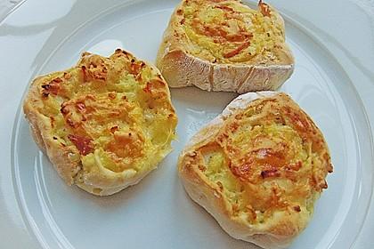 Kartoffel - Schinken - Schnecken 1
