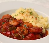 Currywurst - Topf (Bild)