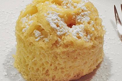 Kokos - Vanille - Blitzkuchen 1