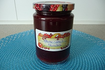 Pflaumen-Zimt-Marmelade 7
