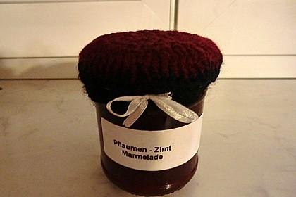 Pflaumen-Zimt-Marmelade 4