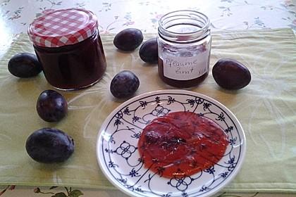 Pflaumen-Zimt-Marmelade 5