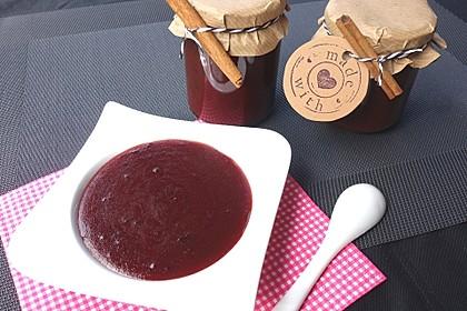 Pflaumen-Zimt-Marmelade 1