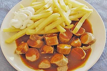 Currysauce zu Currywurst 9