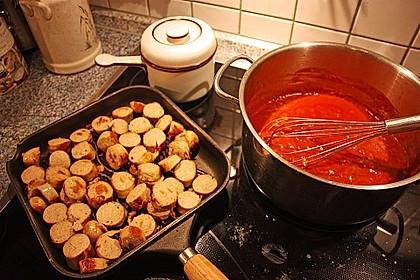 Currysauce zu Currywurst 26
