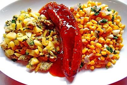 Currysauce zu Currywurst 18