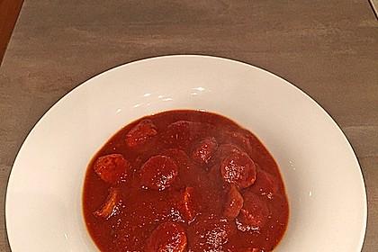 Currysauce zu Currywurst 31