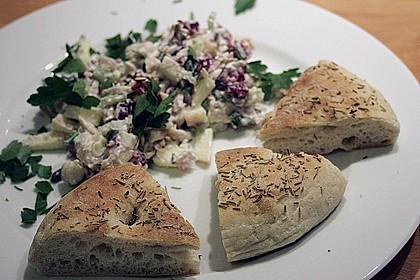 Crunchy Chicken Salad 1
