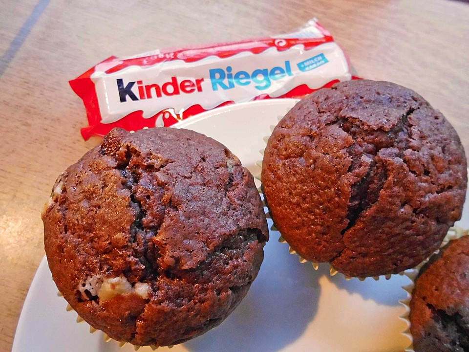 Kinderschokolade Muffins Von Lena Moehrchen Chefkoch De