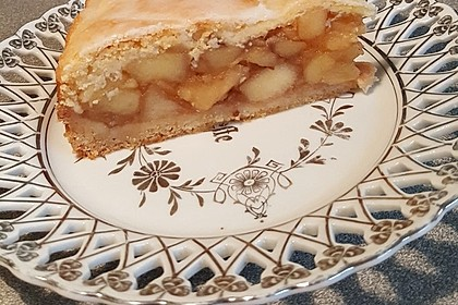 Gedeckter Apfelkuchen 35