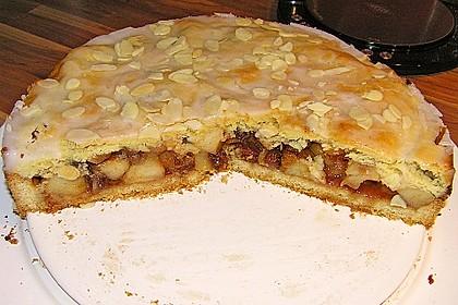 Gedeckter Apfelkuchen 17