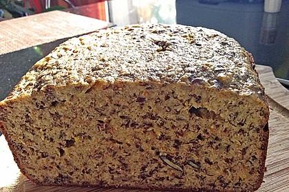 Low Carb Brot (Bild)