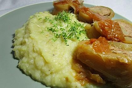 Kartoffel - Selleriepüree 8