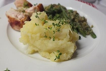 Kartoffel - Selleriepüree 5