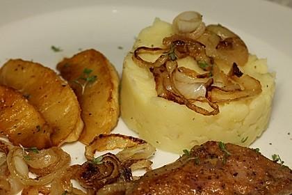 Kartoffel - Selleriepüree 1