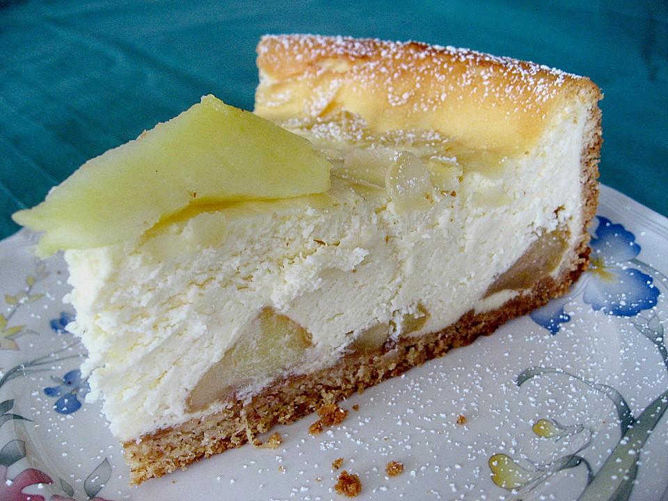 Apfel Quark Torte Ohne Pudding Von Laeticia Chefkoch De
