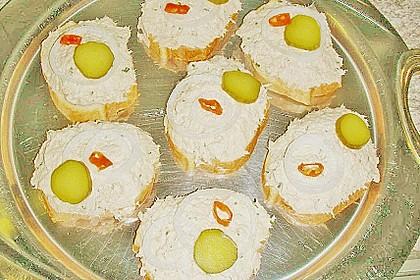 Thunfisch - Aufstrich für Sandwiches