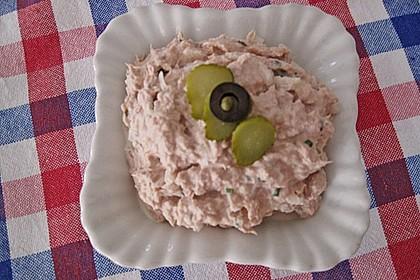 Thunfisch - Aufstrich für Sandwiches 1