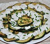 Zucchini - Salat (Bild)