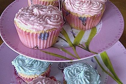 Vanilla Cupcakes 28