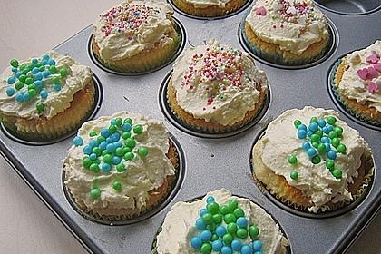 Vanilla Cupcakes 32