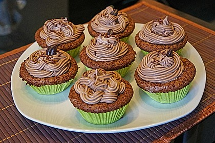 Nutella Cupcakes (Bild)