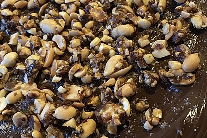All american Chocolate and Peanut Butter Cheesecake 27