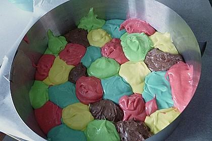 Papageienkuchen mit saurer Sahne 23