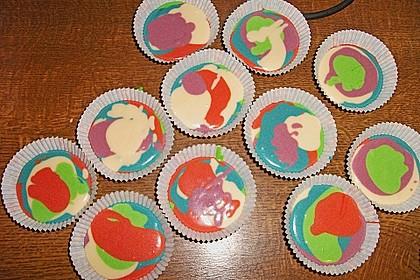 Papageienkuchen mit saurer Sahne 15